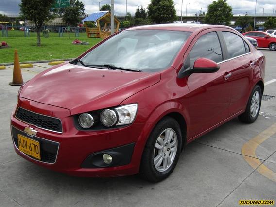 Chevrolet Sonic Spnic Lt