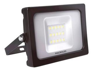 Reflector Proyector Led 10w Exterior Alta Luminosidad