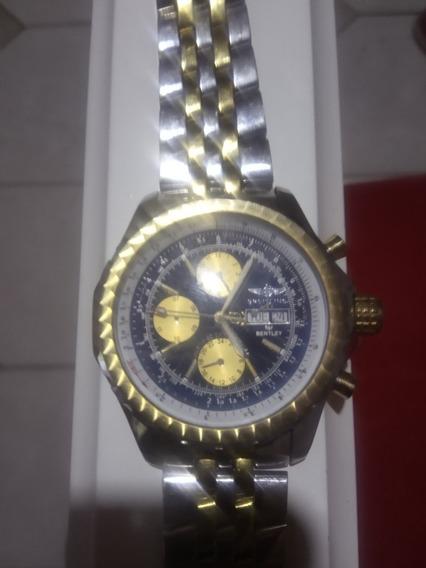 Relógio Bentley Motors Special Edition