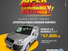 Fiat Doblò Essence 7 Lugares 1.8 (flex)