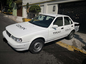 Vendo Taxi Cdmx Tsuru 2012