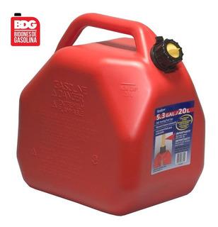 Bidon De Gasolina 20 Litros Scepter