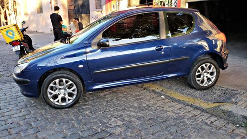 Peugeot 206 1.4 Live! 2 2008 Excelente Estado