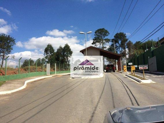 Terreno À Venda, 2300 M² Por R$ 450.000,00 - Chácaras Cataguá - Taubaté/sp - Te0392