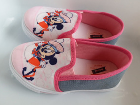 Tênis Disney Minnie Mouse Novo