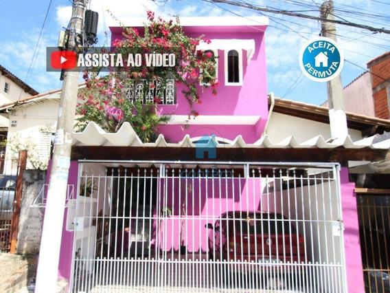 Ca0325- Casa Com 4 Dormitórios À Venda, 175 M² Por R$ 480.000 - Cipava - Osasco/sp - Ca0325