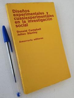 Diseños Experimentales La Investigación Social. Sociología