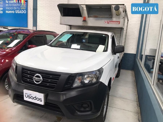 Nissan Np300 Frontier 2.5 2017 Wow867