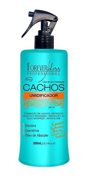 Umidificador De Cachos - Forever Liss 300ml