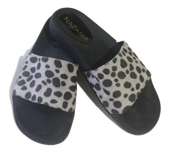 Sandalias Color Negro Nazaria Talle 37