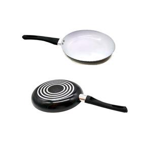 Frigideira Cerâmica Teflon Antiaderente Cozinha Saudável