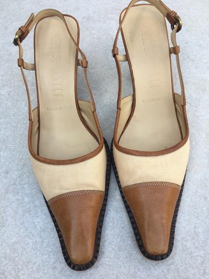 Sapato Miu Miu Original