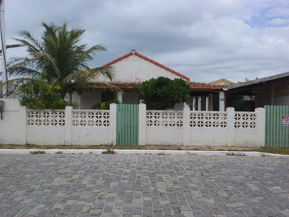 Casa Em Grussaí - São João Da Barra - 7063