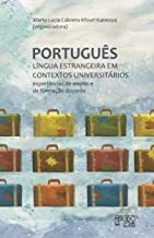 Português Língua Estrangeira Em Contextos Universitários - M