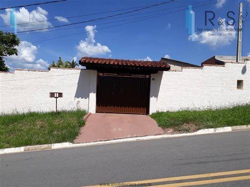 Chácara Com 2 Dormitórios À Venda, 1100 M² Por R$ 600.000 - Monterrey - Louveira/sp - Ch0023