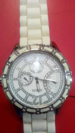 Reloj Para Dama Guess Waterpro U12577l1