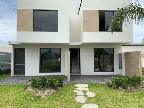 Casa En Xochitepec; Condominio Santa Fe