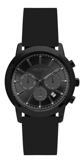 Relógio Feminino Euro Multi Basics Pushers Preto - Original