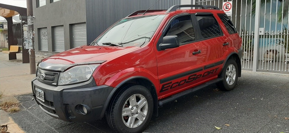 Ford Ecosport Modelo 2010 - Xls - Nafta 2.0
