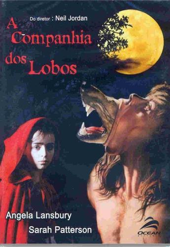 Imagem 1 de 1 de A Companhia Dos Lobos - Dvd - Angela Lansbury - Stephen Rea