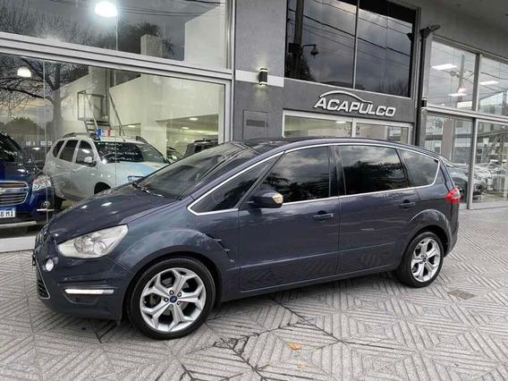 Ford S-max 2012 2.3 Titanium //$600.000 + Cuotas//
