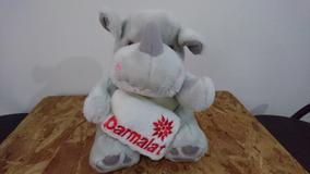Pelúcia Rinoceronte Parmalat