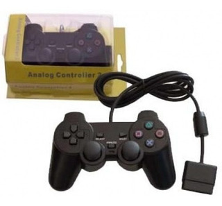 Control Para Play Station 2 Dual Shock Ps2 Fat O Slim /e
