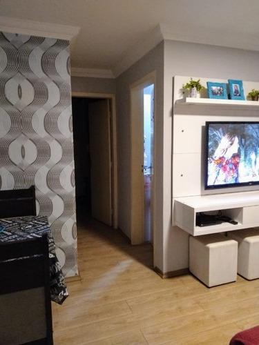 Apartamento Com 2 Dormitórios À Venda, 45 M² Por R$ 165.000,00 - Jardim São Luis - Guarulhos/sp - Ap0519