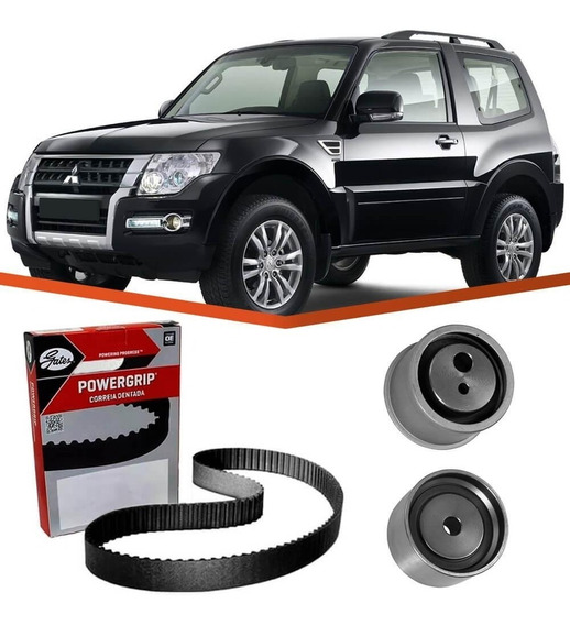 Kit Correia Dentada Pajero 3.8 V6 2006 2007 2008 2009 Gates