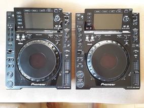 Cdj2000 Pioneer (par) Não É Nexus.