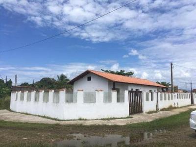 Casa Nova Com Amplo Quintal (aceita Financiamento Bancário).