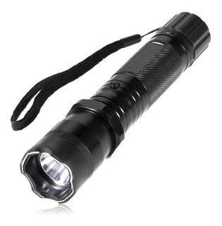 Lanterna Tática Aparelho De Choque Taser 1101 Defesa Pessoal