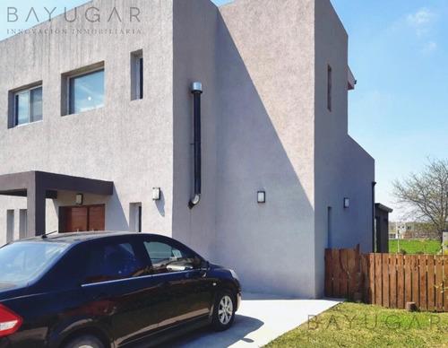 Imagen 1 de 14 de Alquiler - Casa En Alquiler En La Cañada De Pilar  Bayugar Negocios Inmobiliarios