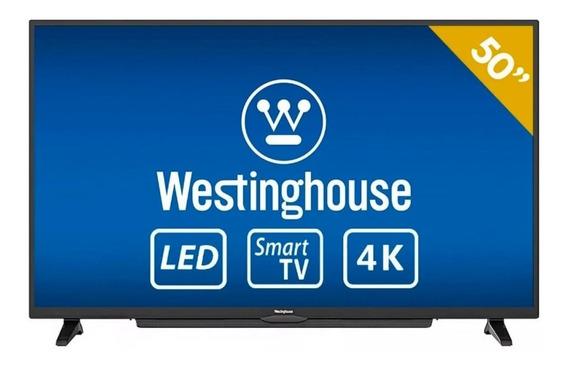 Televisor Westinghouse 50 Pulgadas We50uj4018 Smart 4k Uhd