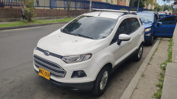 Ford Eco Sport At 2.0 4x2 Unico Dueño
