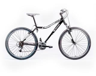 Bicicleta Motomel R27.5 Mtb Maxam 175 Ts Negro Y Blanco