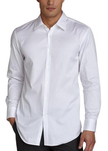 Uniformes Camisas Blancas Manga Largas