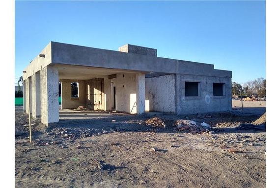 Casa Minimalista B°privado En 84 Cuotas. Rivadavia