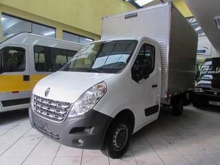Renault Master Chassi Baú Carga Seca 2020 - 0 Km