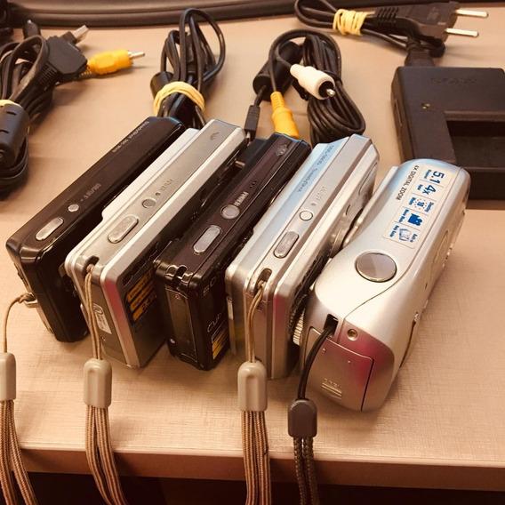 Cameras Sony Funcionando Todas - Leia A Descrição