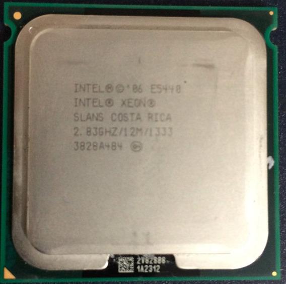 Processador Intel Xeon E5440 Quad-core 2.83ghz 12mb