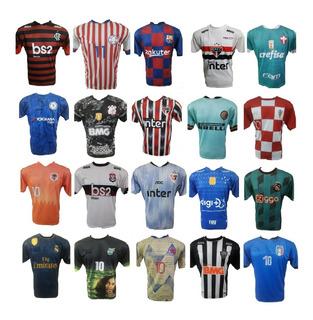 Camisetas De Times De Futebol Europeu Nacional Camisa Times