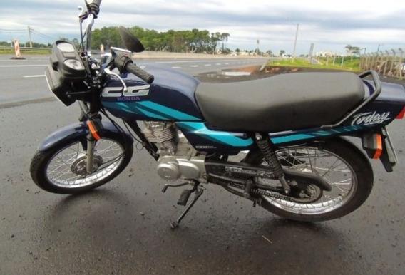 Honda Cg 125 Today