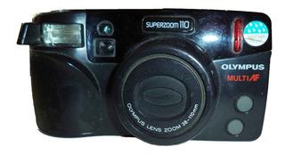 Camara Olympus Superzoom 110 Ultra Compacto Zoom 38-110