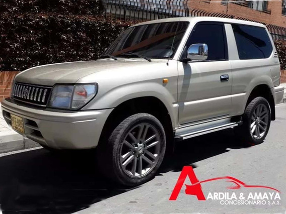 Toyota Prado Sumo 2007 Version Full Equipo