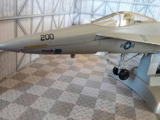 Boeing F/a-18 Hornet 1/48 Metalico 35 Centimetros De Colecc