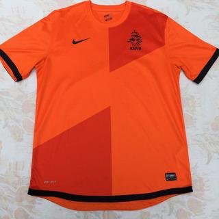 447289-815 Camisa Nike Holanda Home 12/13 G Fn1608