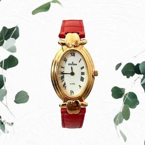 Relógio Festina Gold Original - F8637/3