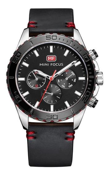 Reloj Mini Focus Mf007 Syn - Original