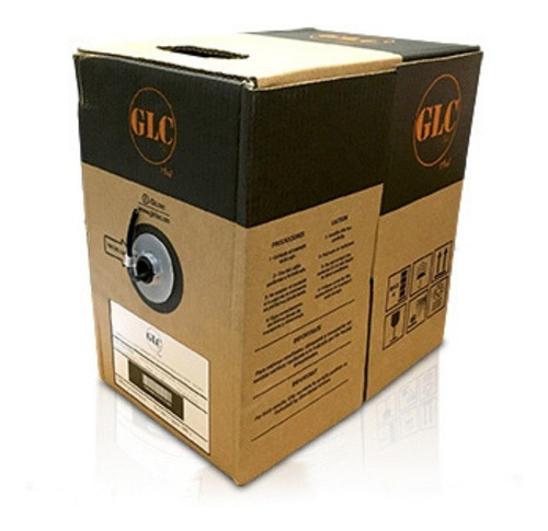 Cable Utp Exterior Cat 5e Glc *max 100% Cobre Bobina 305 Mts